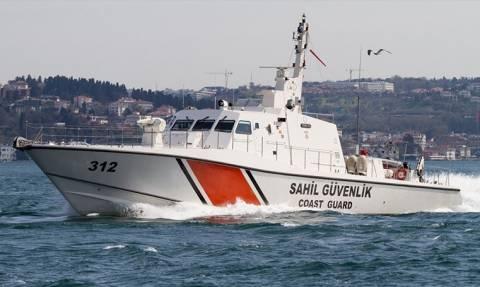 Τουρκικά παιχνίδια έντασης στο Αιγαίο: Θρασύτατη πρόκληση σε Έλληνες ψαράδες (vid)