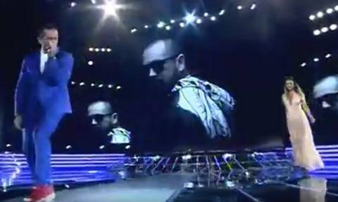 Οταν το Survivor μπαίνει με κοστούμι στο... X-Factor (video)