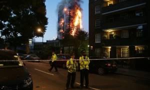 Πυρκαγιά Λονδίνο: Αυξάνεται ραγδαία ο αριθμός των νεκρών στο Grenfell Tower