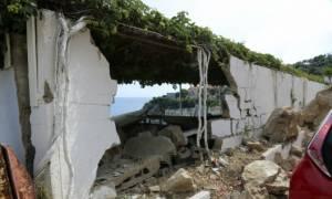 Σεισμός Μυτιλήνη: «Περιμένουμε νέο σεισμό 5,6 Ρίχτερ»