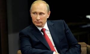 Πούτιν: Είναι νωρίς να μιλάμε για αντίμετρα στις αμερικανικές κυρώσεις