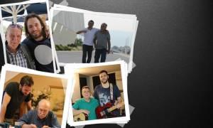 Γιορτή του Πατέρα: Τέσσερις νέοι άνδρες τιμούν τους πατεράδες τους με τον πιο αντρίκιο τρόπο