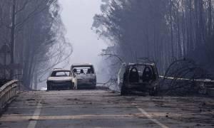 Εθνική τραγωδία στην Πορτογαλία: Απανθρακώθηκαν τουλάχιστον 62 άνθρωποι σε πυρκαγιά (pics+vids)