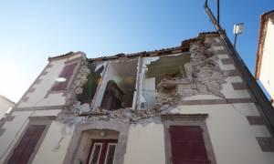 Σεισμός Μυτιλήνη: Αρχίζουν τη Δευτέρα (19/06) οι εργασίες αποκατάστασης - Άμεσα οι αποζημιώσεις