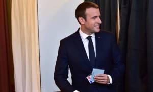Εκλογές Γαλλία: Συντριπτική νίκη του Μακρόν δείχνουν τα exit polls