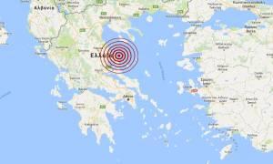 Σεισμός κοντά στο Βόλο (pics)