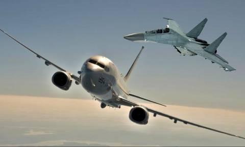 Επικίνδυνα παιχνίδια πολέμου: Αμερικανικό μαχητικό κατέρριψε αεροσκάφος του Άσαντ στη Συρία (Vid)