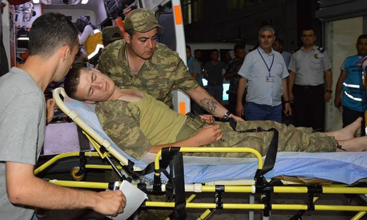 Τουρκία  Στο νοσοκομείο επειγόντως 730 φαντάροι με τροφική δηλητηρίαση b8b2f91e700