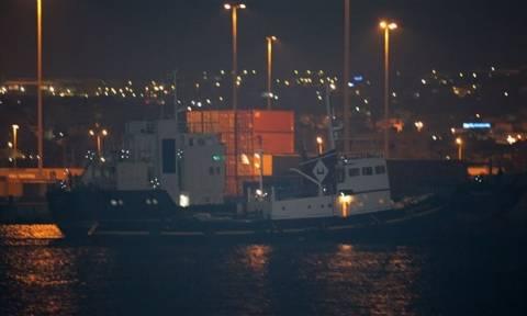 Στον ανακριτή την Τετάρτη (21/6) το πλήρωμα του πλοίου που μετέφερε 1.5 εκατ. λαθραία πακέτα τσιγάρα
