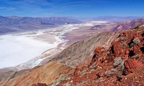 Δεν τη λένε τυχαία «Κοιλάδα του Θανάτου» - Η θερμοκρασία θα φθάσει στους 53 βαθμούς!