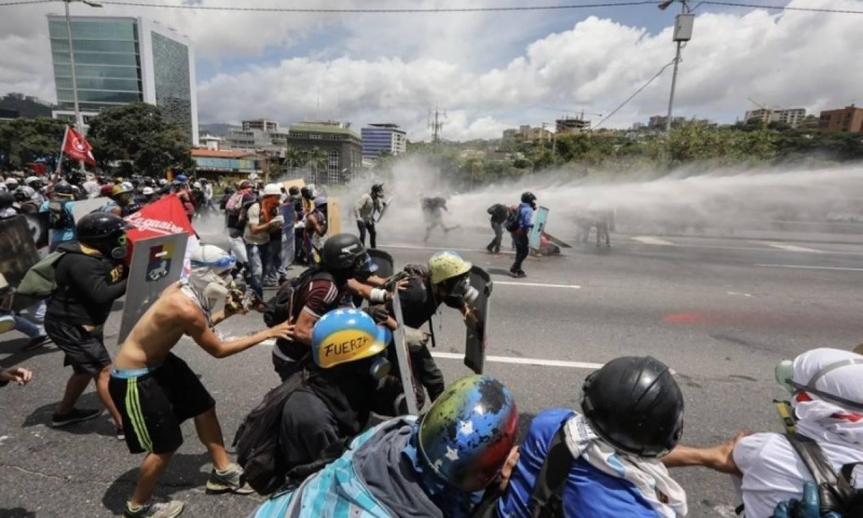 Βενεζουέλα: Ένας 17χρονος νεκρός από σφαίρα στο στήθος σε διαδήλωση κατά του Μαδούρο
