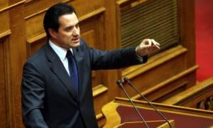 Άδωνις Γεωργιάδης: «Ο Πάνος Καμμένος ομολόγησε εξωθεσμική παρέμβαση για την υπόθεση με τον ισοβίτη»