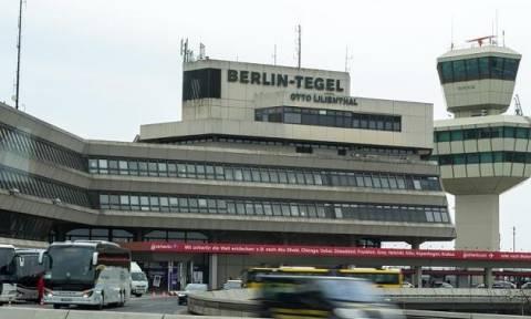 Εκκενώθηκε τερματικός σταθμός στο αεροδρόμιο Τegel του Βερολίνου