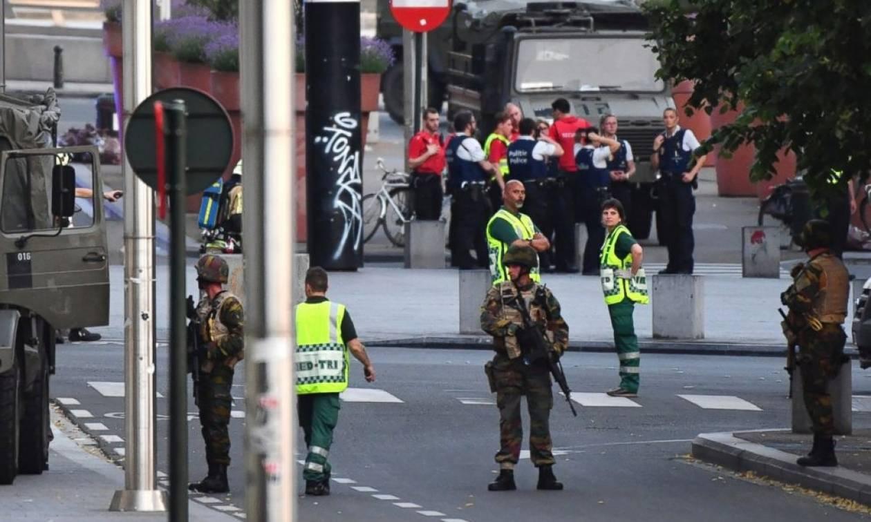 Βρυξέλλες: Και επίσημα «τρομοκρατική» η επίθεση στον σιδηροδρομικό σταθμό