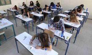 Πανελλήνιες Πανελλαδικές 2017: Πέφτει η «αυλαία» με τέσσερα μαθήματα στα ΕΠΑΛ