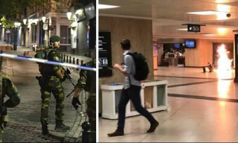 Βρυξέλλες: Ο βομβιστής θα ανατίναζε τον κεντρικό σταθμό τρένων – Φώναζε «ο Αλλάχ είναι μεγάλος»