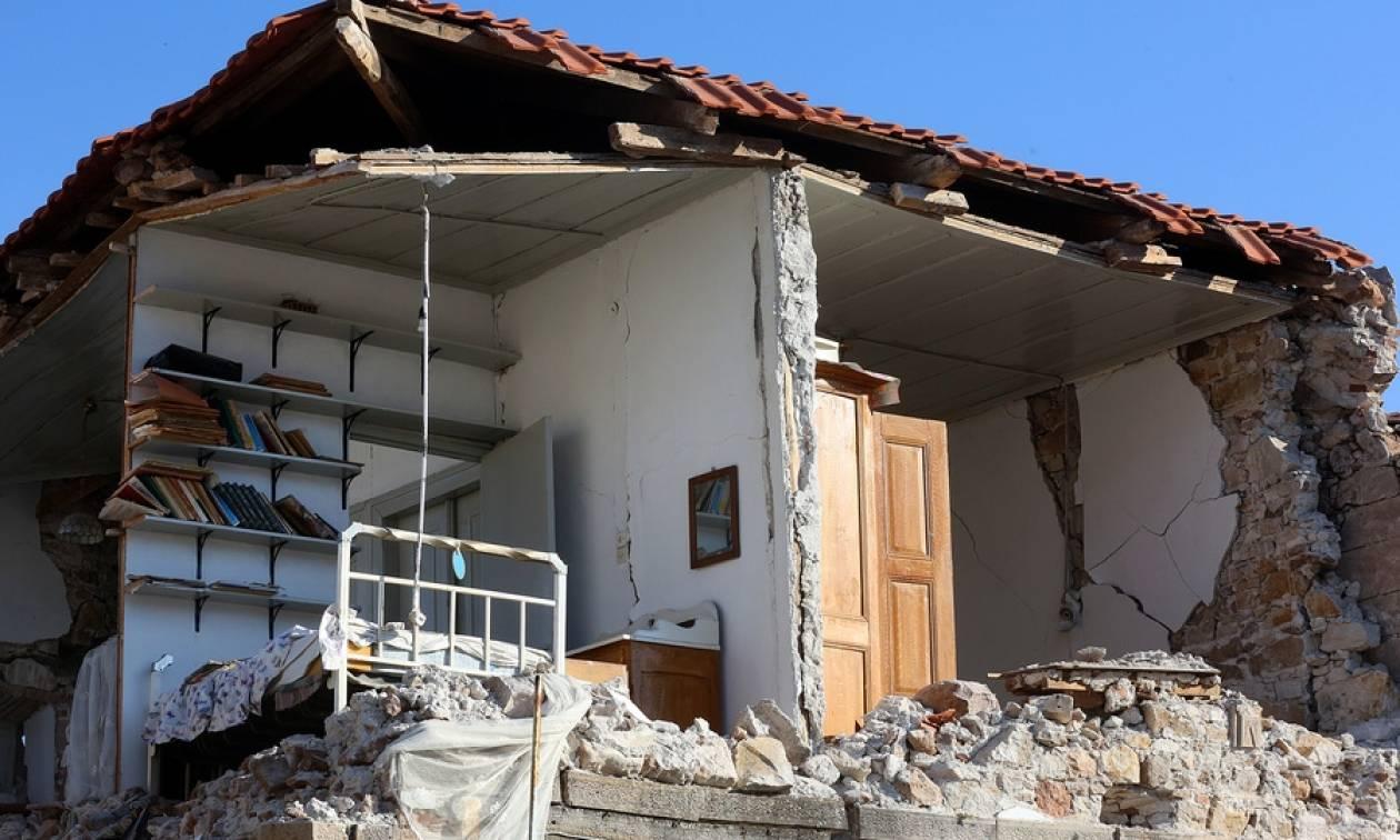 Απίστευτο! Ο σεισμός των 6,1 Ρίχτερ απομάκρυνε τη Μυτιλήνη από τη Χίο