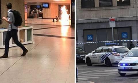 Ταυτοποιήθηκε ο βομβιστής που ήθελε να αιματοκυλήσει τις Βρυξέλλες
