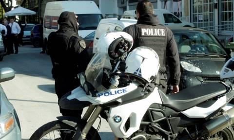 Θεσσαλονίκη: Αστυνομική επιχείρηση σε οικισμό Ρομά