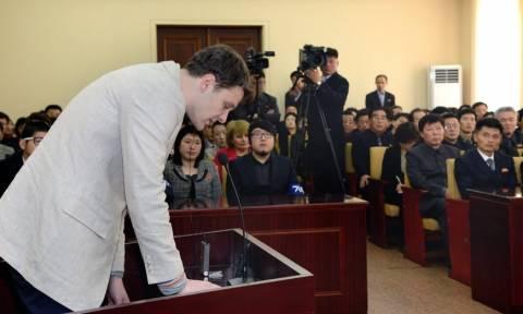 Δεν θα διενεργηθεί νεκροψία στη σορό του Αμερικανού φοιτητή που πέθανε στη Βόρεια Κορέα