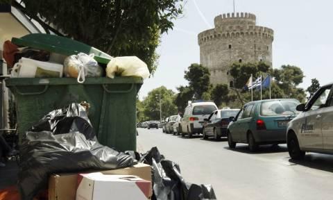 Θεσσαλονίκη: Καταλήψεις από την ΠΟΕ-ΟΤΑ - Χωρίς αποκομιδή σκουπιδιών η πόλη
