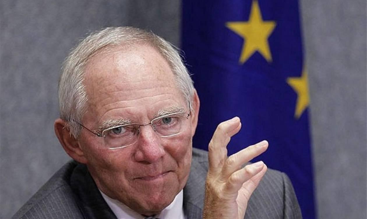 Παρουσία Σόιμπλε η ελληνική κρίση στο «μενού» της γερμανικής Βουλής
