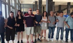 Κανένας πλειστηριασμός σήμερα στη Θεσσαλονίκη: «Μπλόκο» στους συμβολαιογράφους (pics&vid)