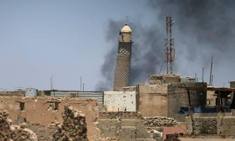Ο διεθνής συνασπισμός διαψεύδει ότι βομβάρδισε το τέμενος αλ Νούρι στη Μοσούλη