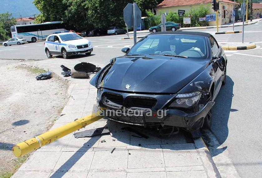 Θύμα τροχαίου ο Αλέξης Κούγιας (pics)