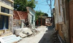 Σεισμός Μυτιλήνη: Τα 1009 έφτασαν τα μη κατοικήσιμα κτίσματα