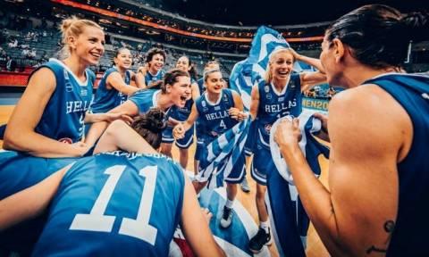 Εθνική Γυναικών - Ευρωμπάσκετ: Το tweet του Τσίπρα για τη πρόκριση των κοριτσιών