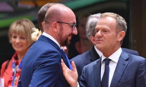 Σύνοδος Κορυφής - Βρυξέλλες: Συμφωνία για τη δημιουργία του Ευρωπαϊκού Ταμείου Άμυνας