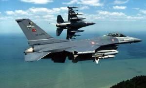 «Σουρωτήρι» το Αιγαίο: Μπαράζ τουρκικών παραβιάσεων και αερομαχίες με την Πολεμική Αεροπορία