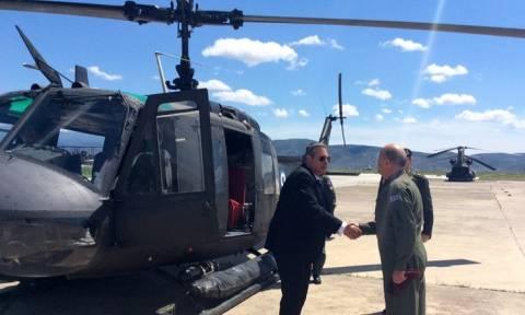 Βουλή: Ερώτηση της ΝΔ για «παραβίαση κανόνων πτήσεων» από τον Πάνο Καμμένο