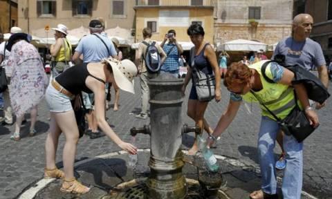 Πρόβλημα λειψυδρίας λόγω καιρικών συνθηκών αντιμετωπίζει η Ιταλία