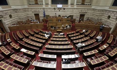 Τροποποιήσεις στον Κανονισμό του Κοινοβουλίου αποφάσισε η Ολομέλεια