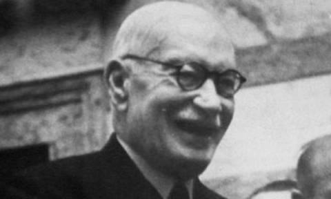 Σαν σήμερα το 1949 πέθανε ο αρχαιολόγος και πολιτικός Θεμιστοκλής Σοφούλης