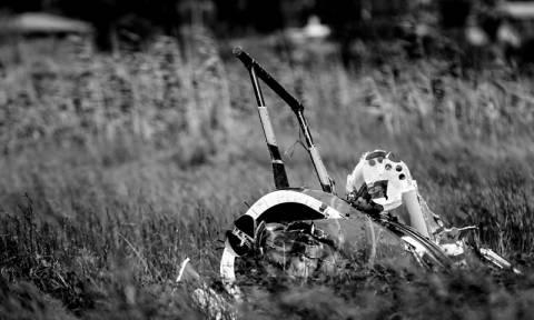 Πτώση ελικοπτέρου: Σοκ από την τραγωδία στο Σχοινιά με τους δύο νεκρούς