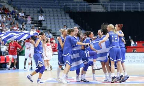Eurobasket: Αυτές είναι οι 12 θεές που πάνε για το μετάλλιο