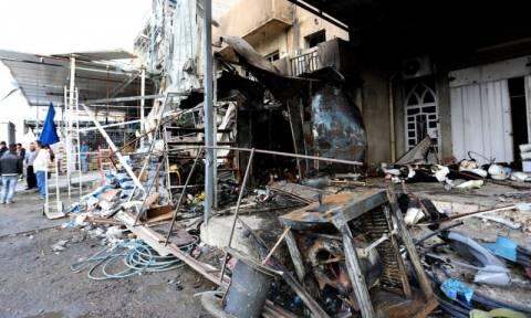Ιράκ: Βομβιστικές επιθέσεις με τρεις νεκρούς στη Μοσούλη