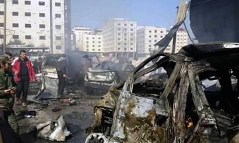 Συρία: Τουλάχιστον 10 άμαχοι νεκροί και 30 τραυματίες από βομβιστική επίθεση