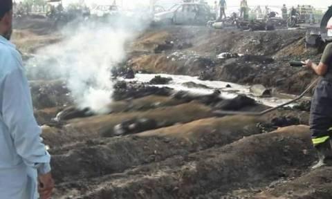Ανατριχιαστικό βίντεο από την «κόλαση φωτιάς» που απανθράκωσε 123 ανθρώπους (ΣΚΛΗΡΕΣ ΕΙΚΟΝΕΣ)