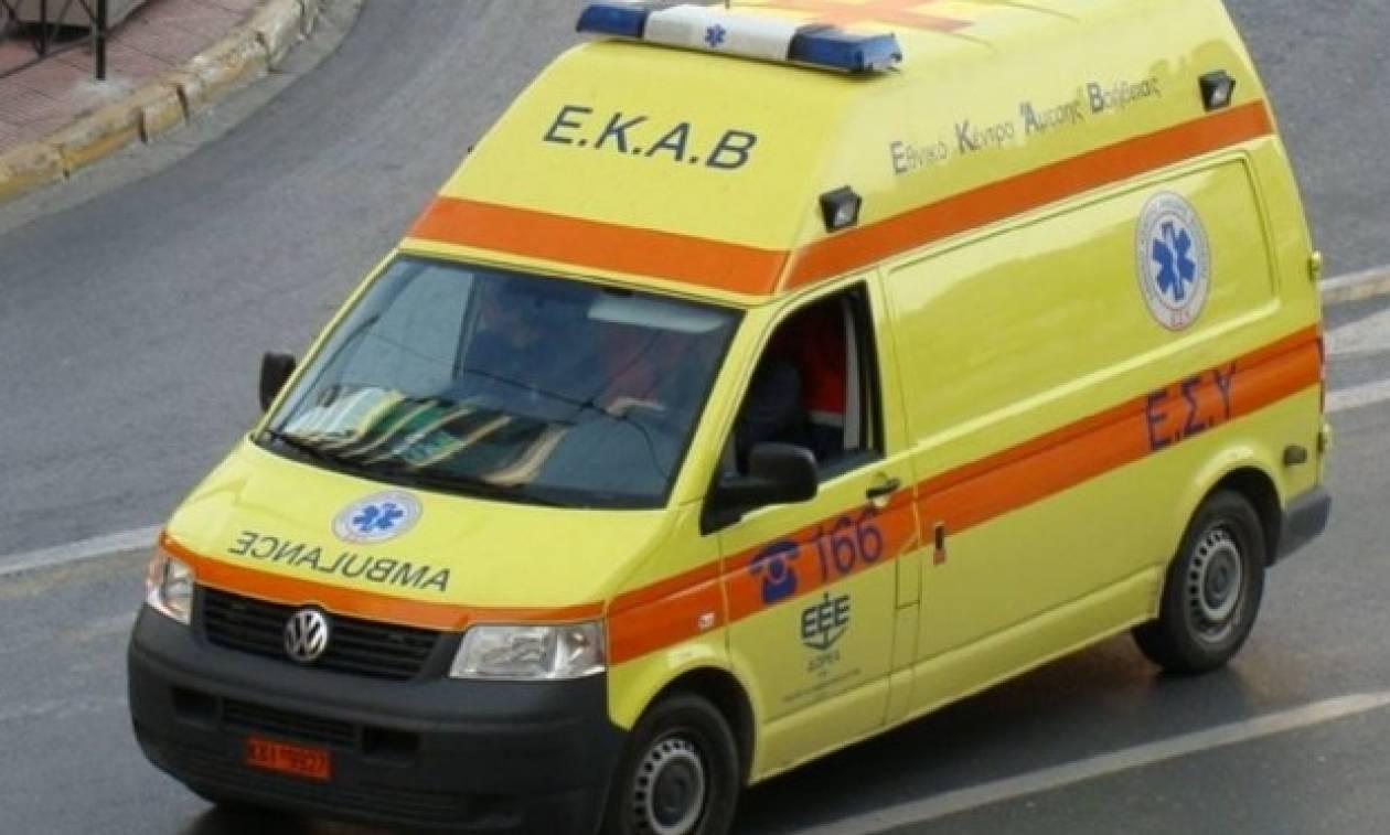 Γυναίκα έπεσε από μπαλκόνι πολυκατοικίας στα Ιωάννινα