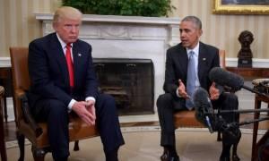 Επίθεση Τραμπ στον Ομπάμα για το θέμα της ρωσικής εμπλοκής στις προεδρικές εκλογές