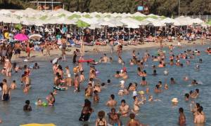 Καιρός τώρα: Με ζέστη η Δευτέρα - Έρχεται το μεγαλύτερο κύμα καύσωνα των τελευταίων ετών (pics)