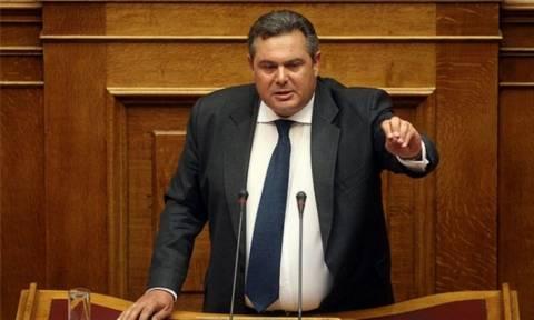 Βουλή: Στις 17:15 η απάντηση του Καμμένου για τις συνομιλίες με τον ισοβίτη
