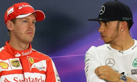 Χαμός στη Formula 1! Χάμιλτον σε Φέτελ: Ξεφτιλίστηκες, αν είσαι άνδρας έλα εκτός αγώνα