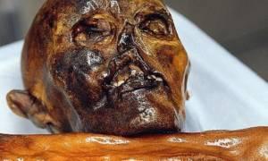 Απίστευτο! Ο παγωμένος άντρας Ότζι «μίλησε» μετά από 53 αιώνες (video)