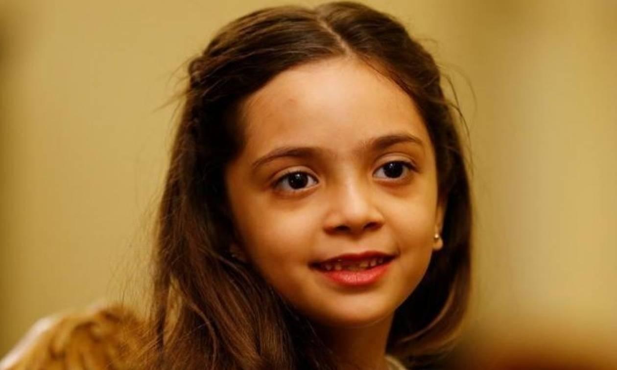 Time: Η 7χρονη από το Χαλέπι που έγραφε στο Twitter ανάμεσα στα άτομα με τη μεγαλύτερη επιρροή