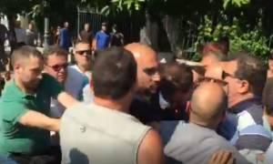 Ραντεβού Τσίπρα με την ΠΟΕ ΟΤΑ - Επεισόδια στο κέντρο της Αθήνας